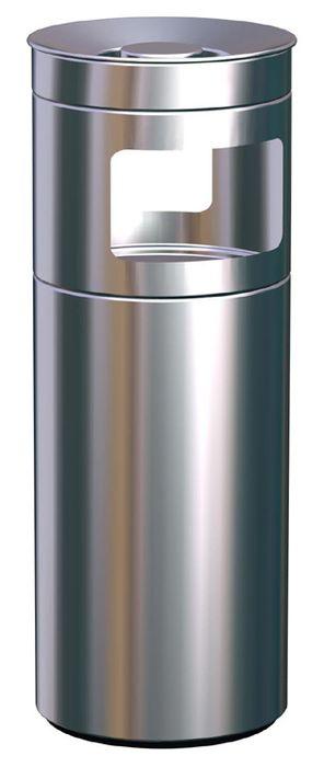 Cendrier exterieur nox poubelle euresco euresco for Cendrier exterieur