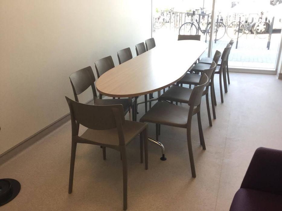 tables réunion pliantes 4 pieds