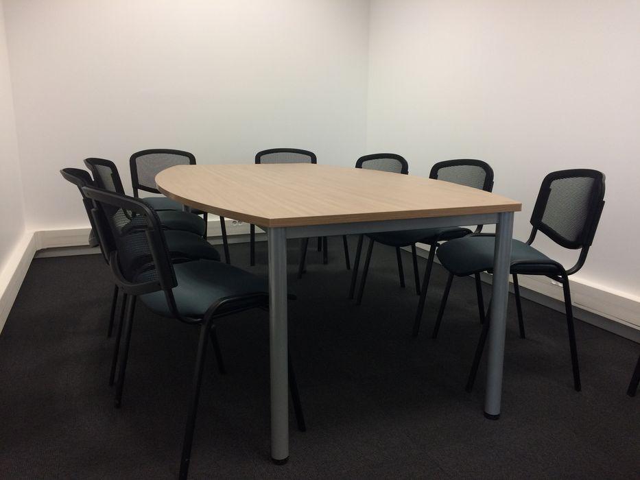 A Table Fixe Easyspace 200x120 Euresco Euresco