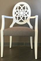 RUBI fauteuil rosace